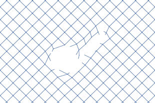Soziales Netz - <strong>Zerrissene soziale Netze?</strong><br /> Die einen argumentieren damit, die Netze der sozialen Hängematte bekämpfen zu wollen, die anderen, dass statt der Hängematte der soziale Zusammenhalt getroffen wird. Wer die Betroffenen selbst befragt, erhält ein differenziertes Bild. - © Rainer Messerklinger