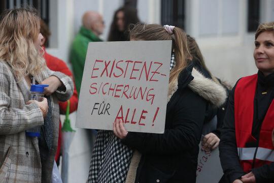 Sozialhilfegesetz - © picturedesk.com / Franz Gruber / KURIER