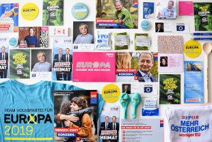 Wertegemeinschaften oder Netzwerk - <strong>Wahlkampf</strong><br /> Gerade in Wahlkampfzeiten stellt sich die Frage: Welchen Zweck hat eigentlich die Organisation des Politischen über die Interessensgemeinschaft Partei? - © APA / Helmut Fohringer