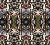 Hartwig Bischof: kreuzerstehung ausgepresst (Detail) - © Foto: Hartwig Bischof