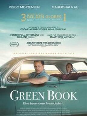 green book plakat - © Centfox