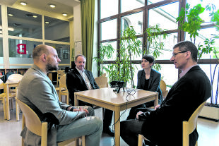 Interview Neue Autorität - © Fotos: Tosca Santangelo