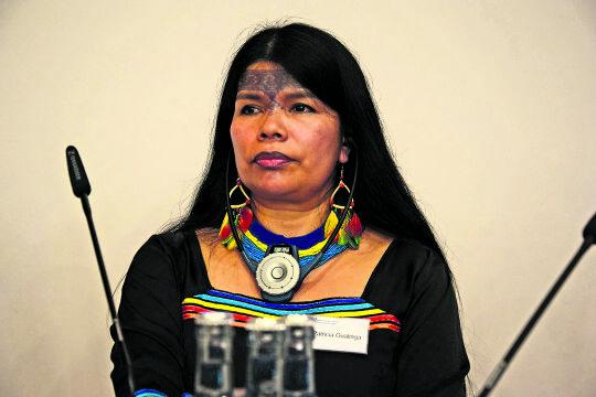 Indigene - © Foto: Bildnachweis