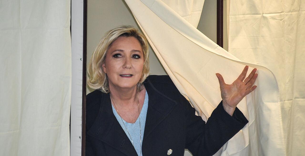 Marine Le pen - © Foto: APA / AFP / Denis Charlet