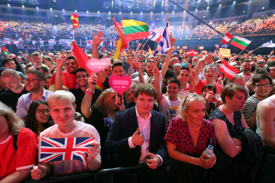 Song Contest - © Foto: Getty Images / Vyacheslav Prokofyev / TASS