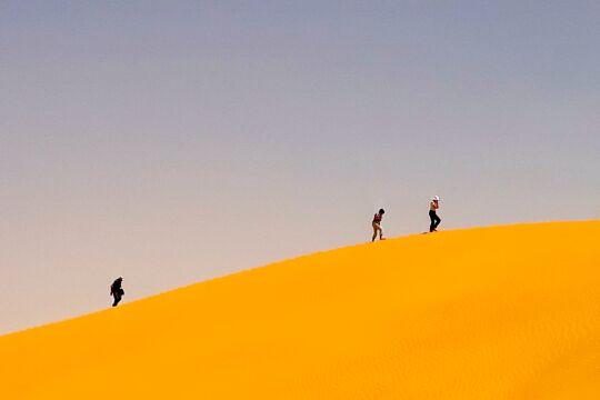 Oman Wüste - © Foto: Wolfgang Machreich