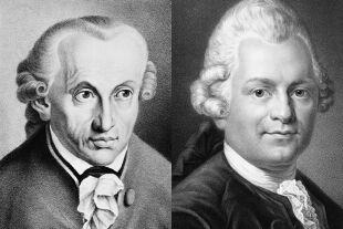 Kant_Lessing - © picturedesk.com / akg-images