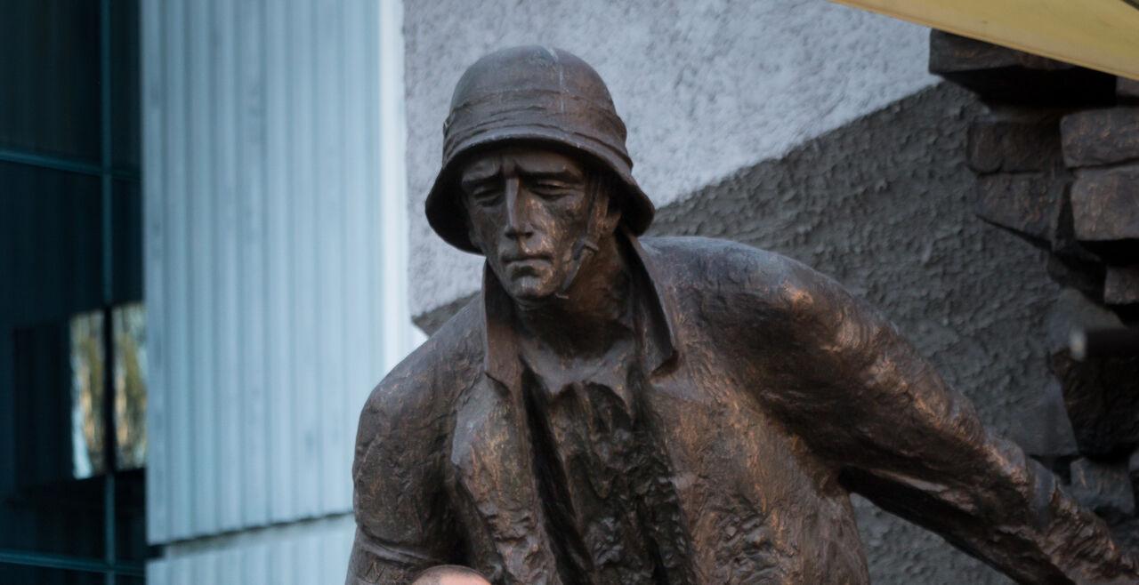 Lech Wałęsa - © Foto: Getty Images / Mateusz Wlodarczyk / NurPhoto