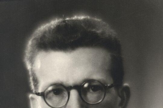 Arzt - © Foto: picturedesk.com  / Wilhelm  Hlosta, / ÖNB-Bildarchiv