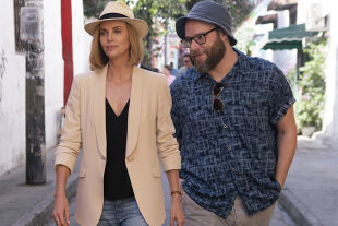 "Long Shot - Charlize Theron und Seth Rogen in der Film­komödie ""Long Shot"" - © Constantin"