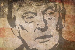 Trump - © Bild von Maret Hosemann auf Pixabay