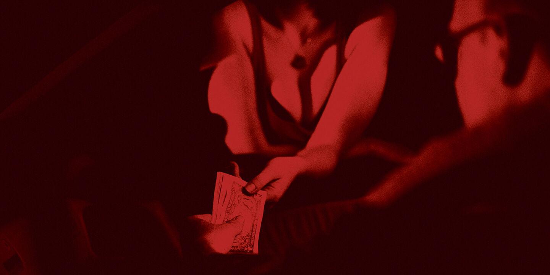Prostitution - © Foto: iStock / RapidEye (Bildbearbeitung: Rainer Messerklinger)