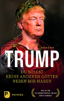 Trumpbuch Cover - © Patmos