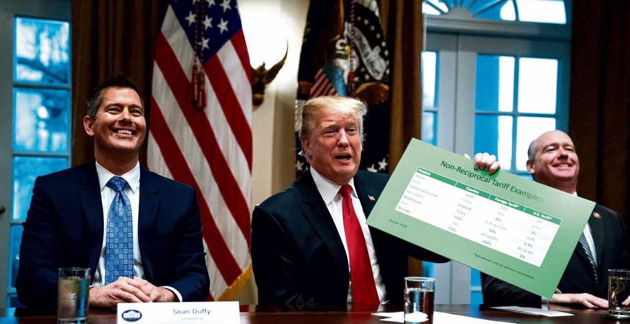 Trump - © Getty Images / Jabin Botsford