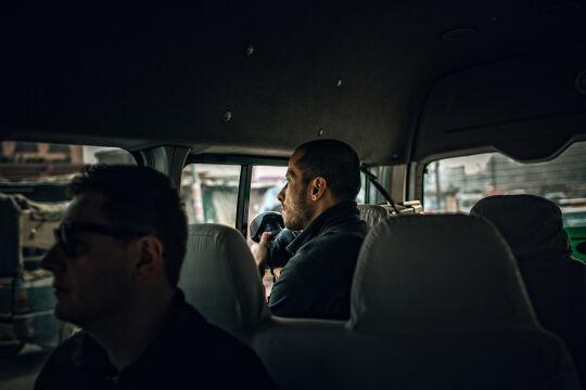 Kriegsberichterstatter - © Foto: Gettyimages / AleksandarNakic