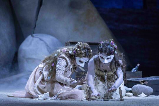 """Alcina - <strong>Barocke Rarität</strong><br /> """"Polifemo"""" von Nicola Porpora, einem der schillerndsten Vertreter des musikalischen Barock, ist heute kaum noch bekannt. - © Salzburger Festspiele / Marco Borrelli"""