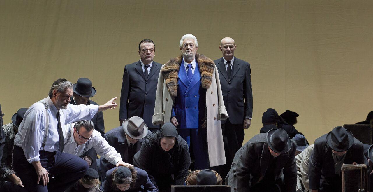 Nabucco - © Foto: Wiener Staatsoper / Michael Pöhn