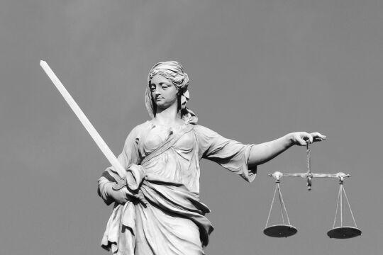 Justizia - © Foto: iStock/AnthonyRosenberg