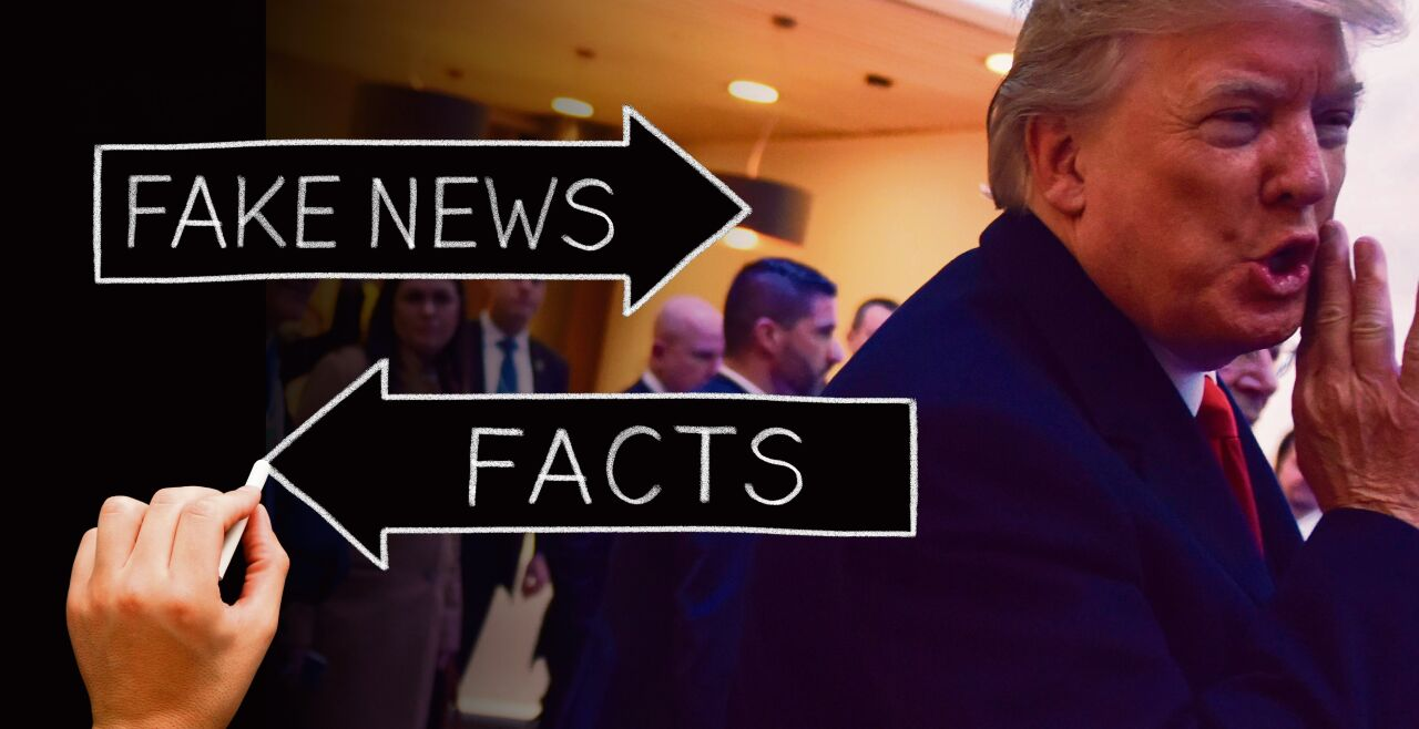 fake facts - © Fot5omontage: Imago/Shutterstock