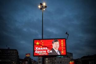 Belgrad - © Foto: APA / AFP / Andrej Isakovic