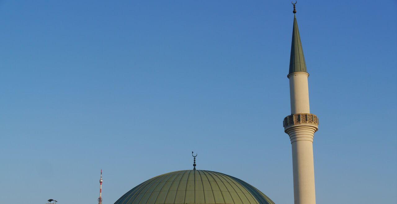 islamisches zentrum wien - © wikimedia