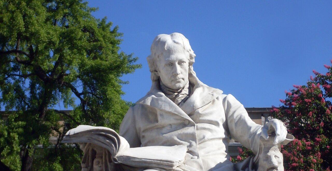 Willhelm von Humboldt - © Foto: Lessormore