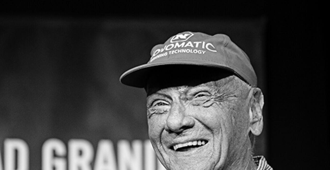 Niki Lauda - © Foto: APA/ Erwin Scheriau