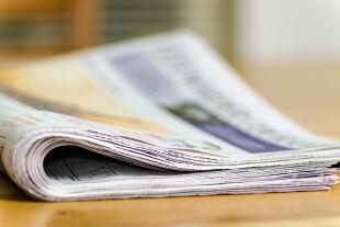 Zeitung - © Foto: Pixabay / Andrys Stienstra