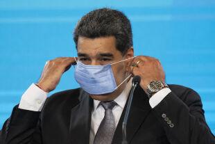 Maduro - © Foto: APA / AFP / Yuri Cortez