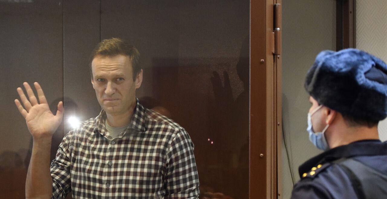Nawalny - © Foto: picturedesk.com / Action Press / Kommersant Photo Agency