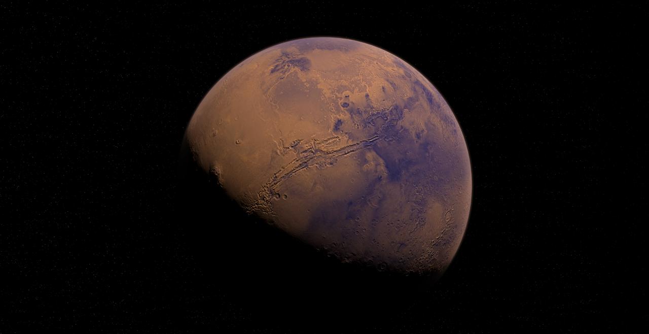 Mars - © Foto: Pixabay
