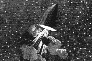 JulesVerne - © Illustration: Getty Images / Print Collector / Oxford Science Archive