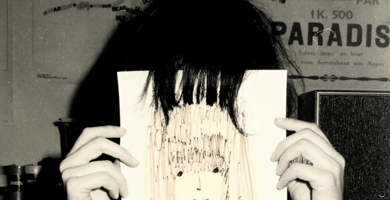 """Das Schreiben und das Schweigen - © Carmen Tartarotti  - Filmstill aus """"Das Schreiben und das Schweigen"""" über Friederike Mayröcker von Carmen Tartarotti 2009"""