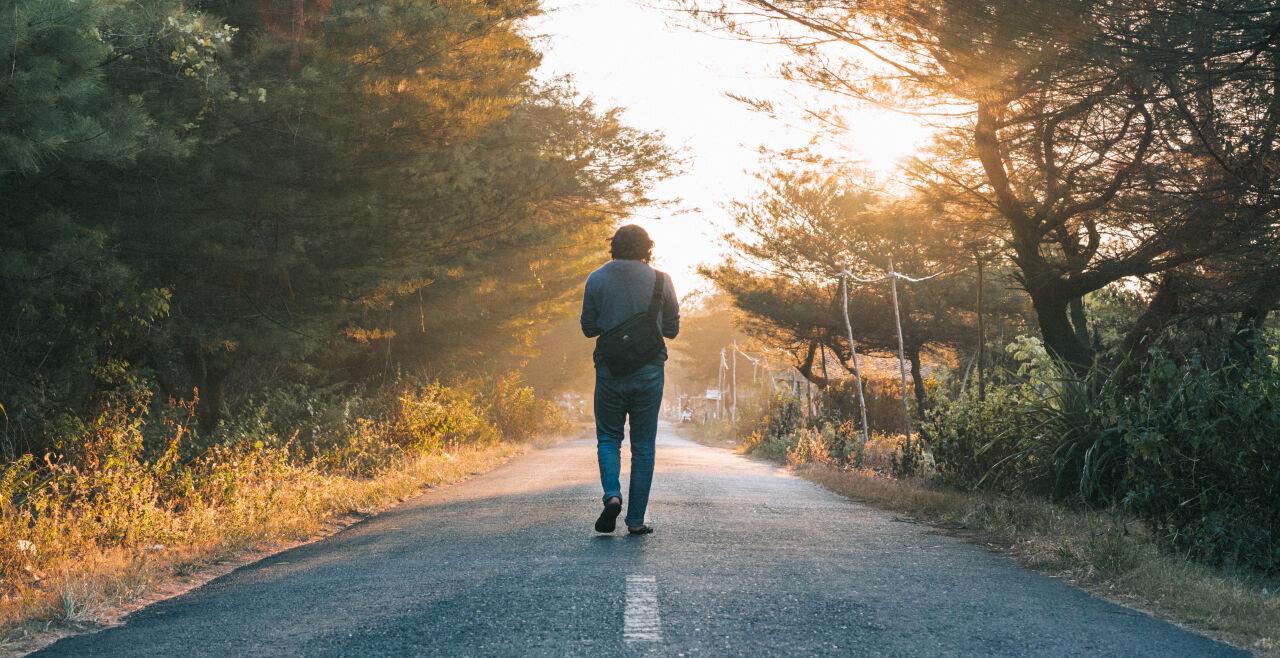 Wandern und spazieren - © Agung Pandit Wiguna / Pexels
