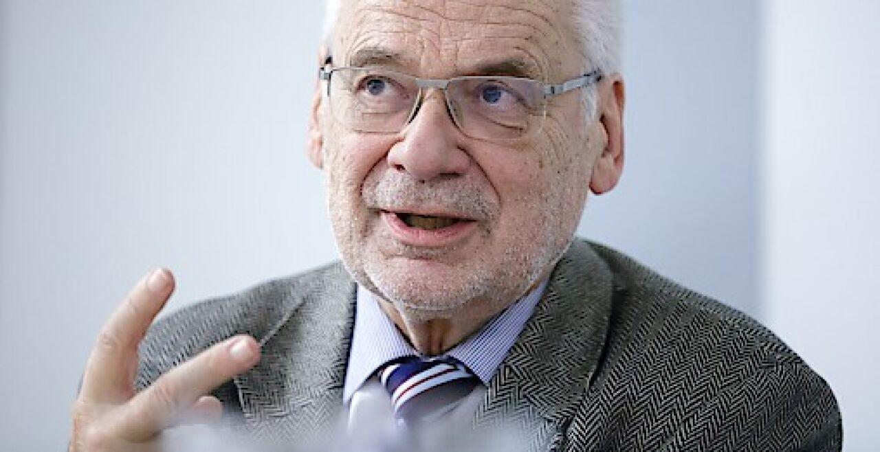 Erhard Busek  - © FOTO: APA/GEORG HOCHMUTH