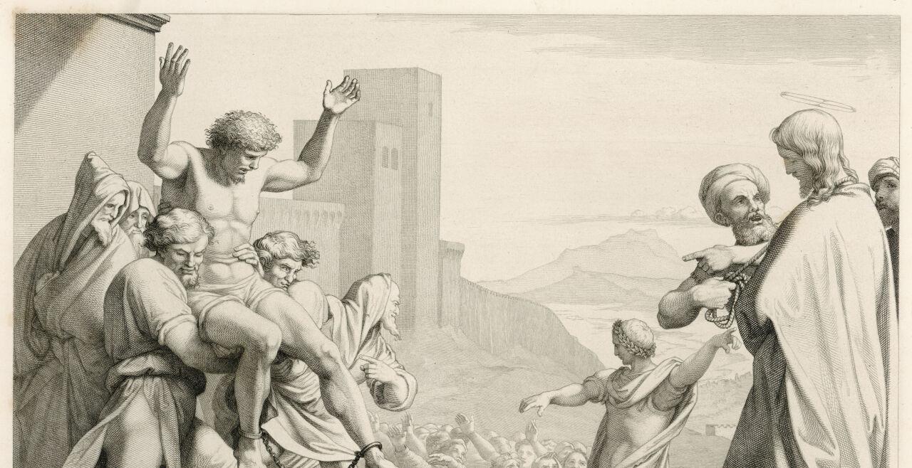 Jesus Barabbas - © Foto: Mary Evans / picturedesk.com