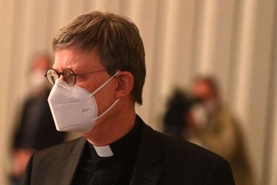Woelki - © APA / AFP Pool / Ina Fassbender    -    Kardinal Rainer Maria Woelki