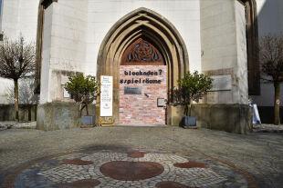 Kirchentür - © Foto: Marcus Hütter