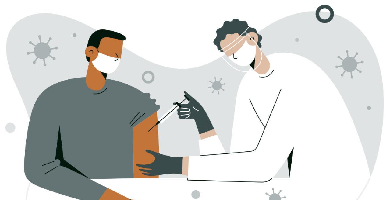Impfung - © Illustration: iStcock/Ksenia Zvezdina (Bb:RM)