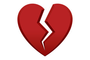 heartbreak-emoji - © Illustration: Rainer Messerklinger