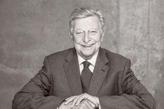 Hugo Portisch - © Foto: Ernst Kainerstorfer/Verlag ECOWIN