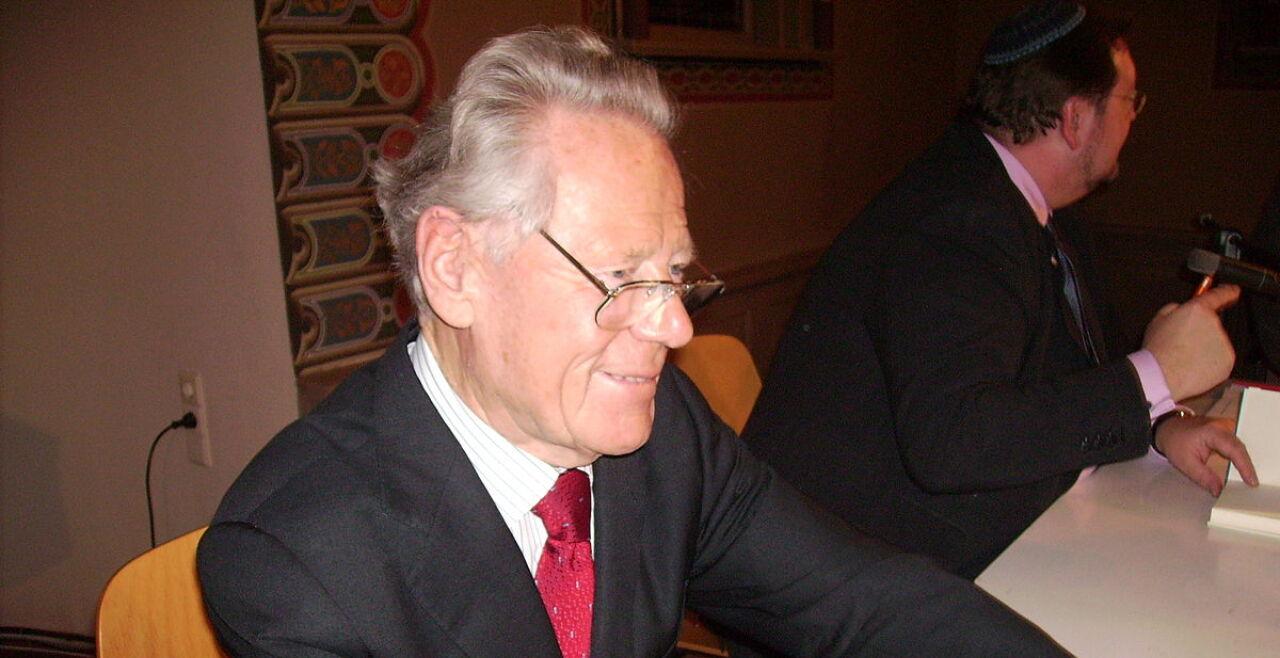Hans Küng - © wikimedia