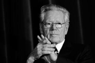 Hans Küng - © Foto:  picturedesk.com / Keystone / Roger Doelly