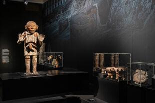 Azteken_Preview_45 - © Ausstellungsansicht © KHM-Museumsverband