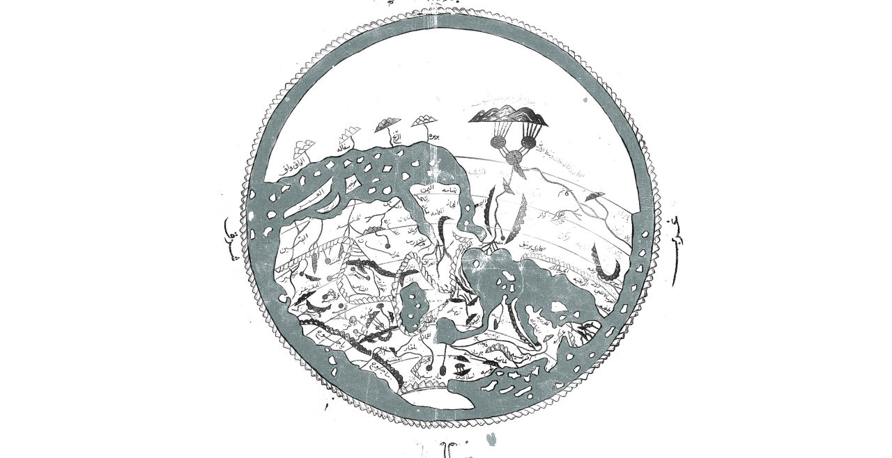 Weltkarte - © Illustration: Wikipedia (Public Domain); Bildbearbeitung: Rainer Messerklinger