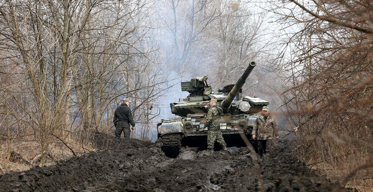 Ukraine - © Foto: APA/AFP/STR