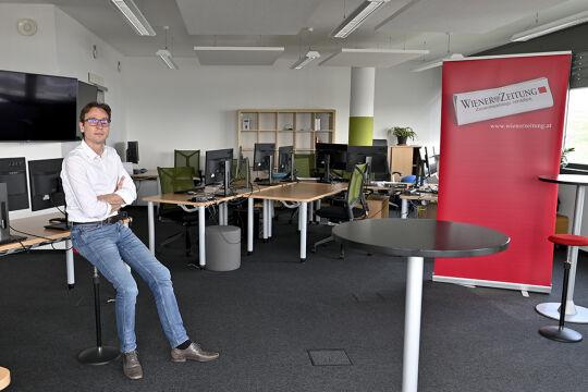 Wiener Zeitung - © Foto: APA/Herbert Neubauer
