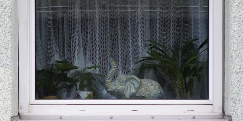 Fenster - © Foto: Rainer Messerklinger
