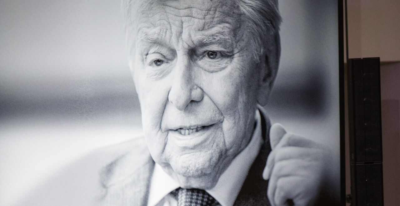 Hugo Portisch - © Foto: APA/ Bundesheer / Peter Lechner