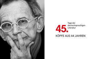 Jonke - © Foto: APA / Herbert Pfarrhofer